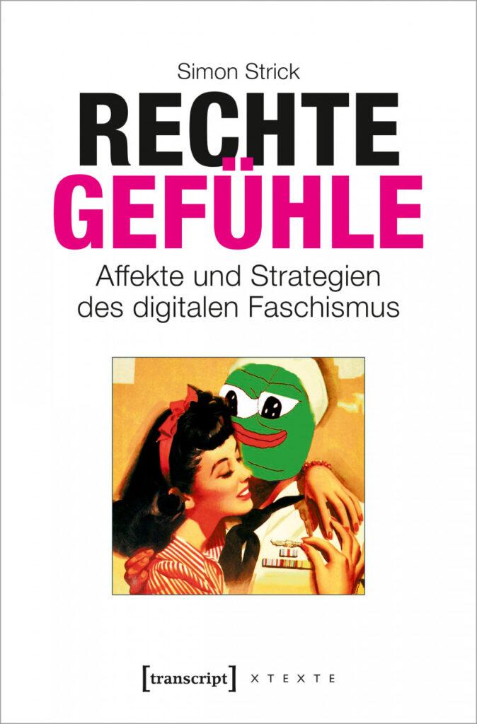Book Cover Rechte Gefühle (Simon Strick)