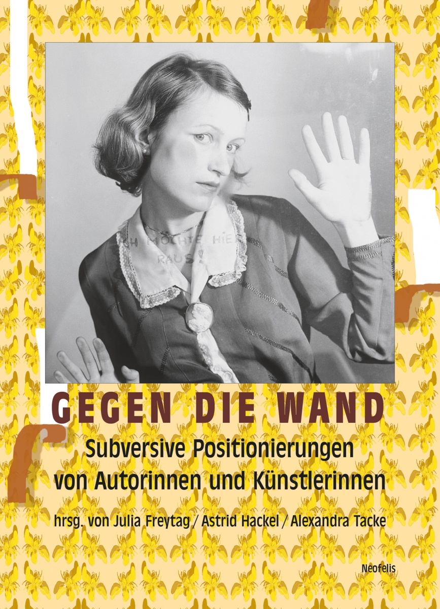 "Buchcover ""Gegen die Wadn"""